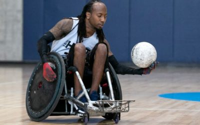 Paralympic athlete, others work through closure of Ability360